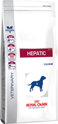 Royal Canin Veterinary Diet Dog Hepatic HF 16 1,5kg