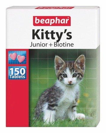 Beaphar Kitty's Junior przysmak dla kociąt 150 sztuk