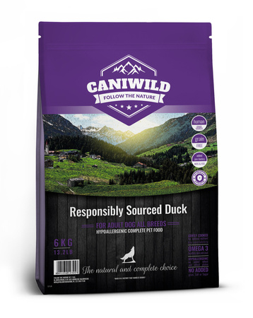 Caniwild Grain-Free Adult Duck 2kg, z kaczką