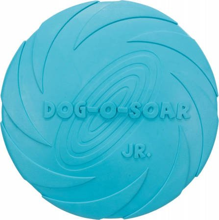 Gumowe frisbee dla psa z kauczuku 18 cm
