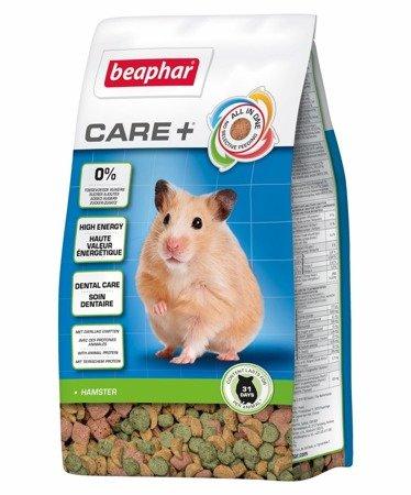Karma klasy Super Premium dla chomików Care+ Hamster 250g