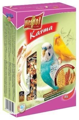 Karma pełnowartościowa dla papużek falistych - 500 g