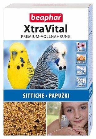 Karma przygotowana dla papużek falistych - 500 g