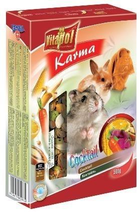 Koktajl dla gryzoni i królików - 500 g