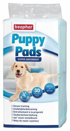 Maty do nauki czystości 60x60 cm Beaphar Puppy Pads 30 sztuk