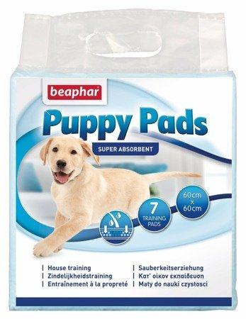 Maty do nauki czystości 60x60 cm Beaphar Puppy Pads 7 sztuk