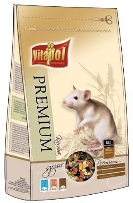 Mieszanka z półki premium dla szczurów - 750 g