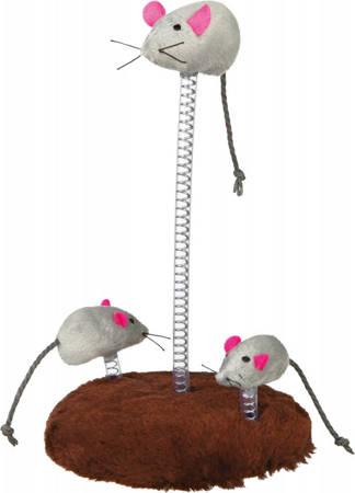 Myszy na sprężynach