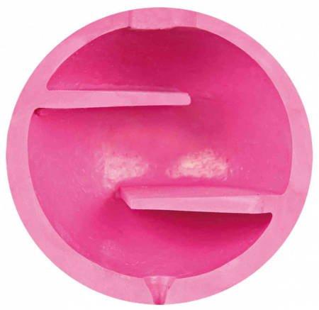 Piłka wypełniona labiryntem na smakołyki - 7 cm