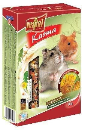 Podstawowy pokarm codzienny dla chomika - 500 g