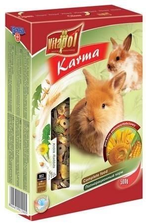 Pokarm pełnowartosciowy dla królików - 500 g