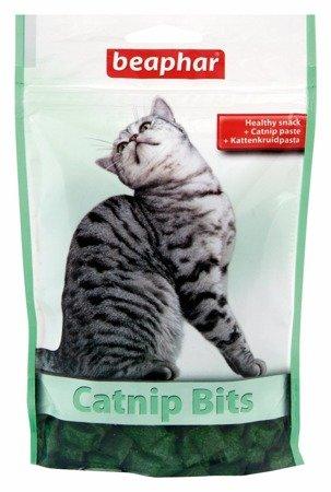 Przysmak dla kota z kocimiętką Beaphar Catnip Bits 150g