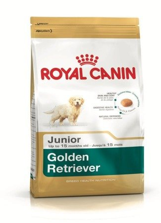 Royal Canin Golden Retriever Junior 3kg