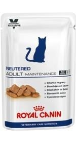 Royal Canin Veterinary Diet Cat Neutered Adult Maintenance saszetka 100g