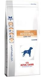 Royal Canin Veterinary Diet Dog Gastro Intestinal Low Fat LF 22 1,5kg