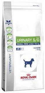 Royal Canin Veterinary Diet Dog Urinary S/O Small Dog USD 20 1,5kg