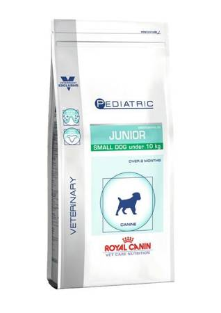 Royal Canin Veterinary Diet Pediatric Junior Small Dog Digest & Dental 29 2kg