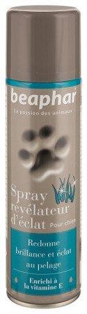 Spray nabłyszczający klasy premium z witaminą E dla psów 250 ml
