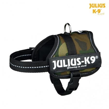 Szelki Julius-K9 dla psa kamuflaż