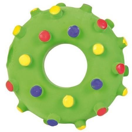 Miniaturowe, miękkie koło z wypustkami - 8 cm
