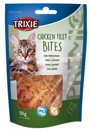 Trixie Premio Chicken Filets Bites filety z kurczaka 50g