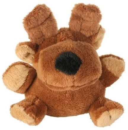 Zwierzątko pluszowe dla psa - 10-12 cm